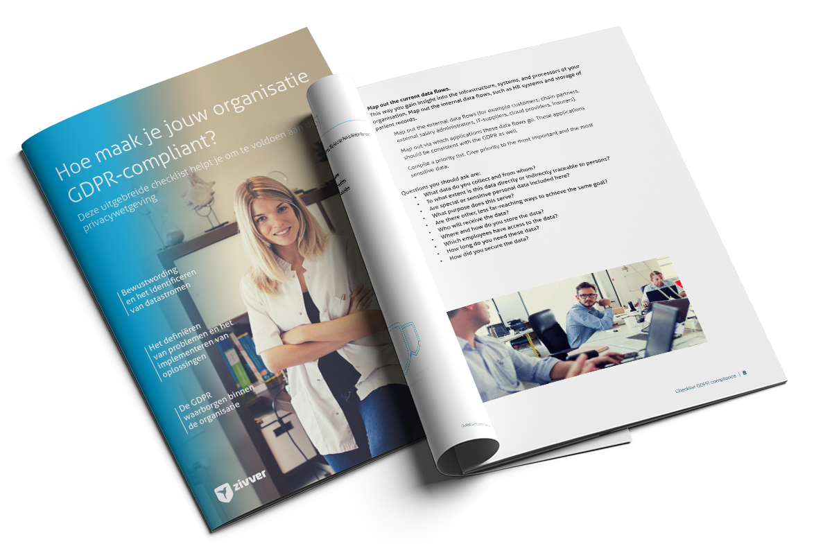 Preview GDPR_Checklist NL