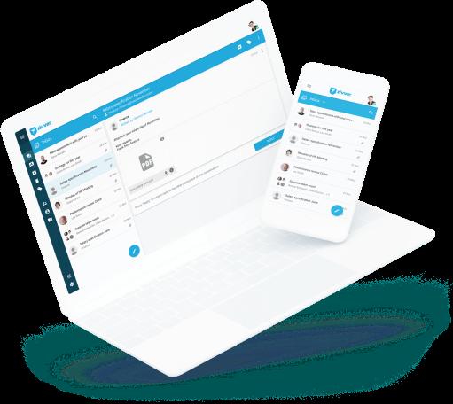 ZIVVER_safe-mailing_app
