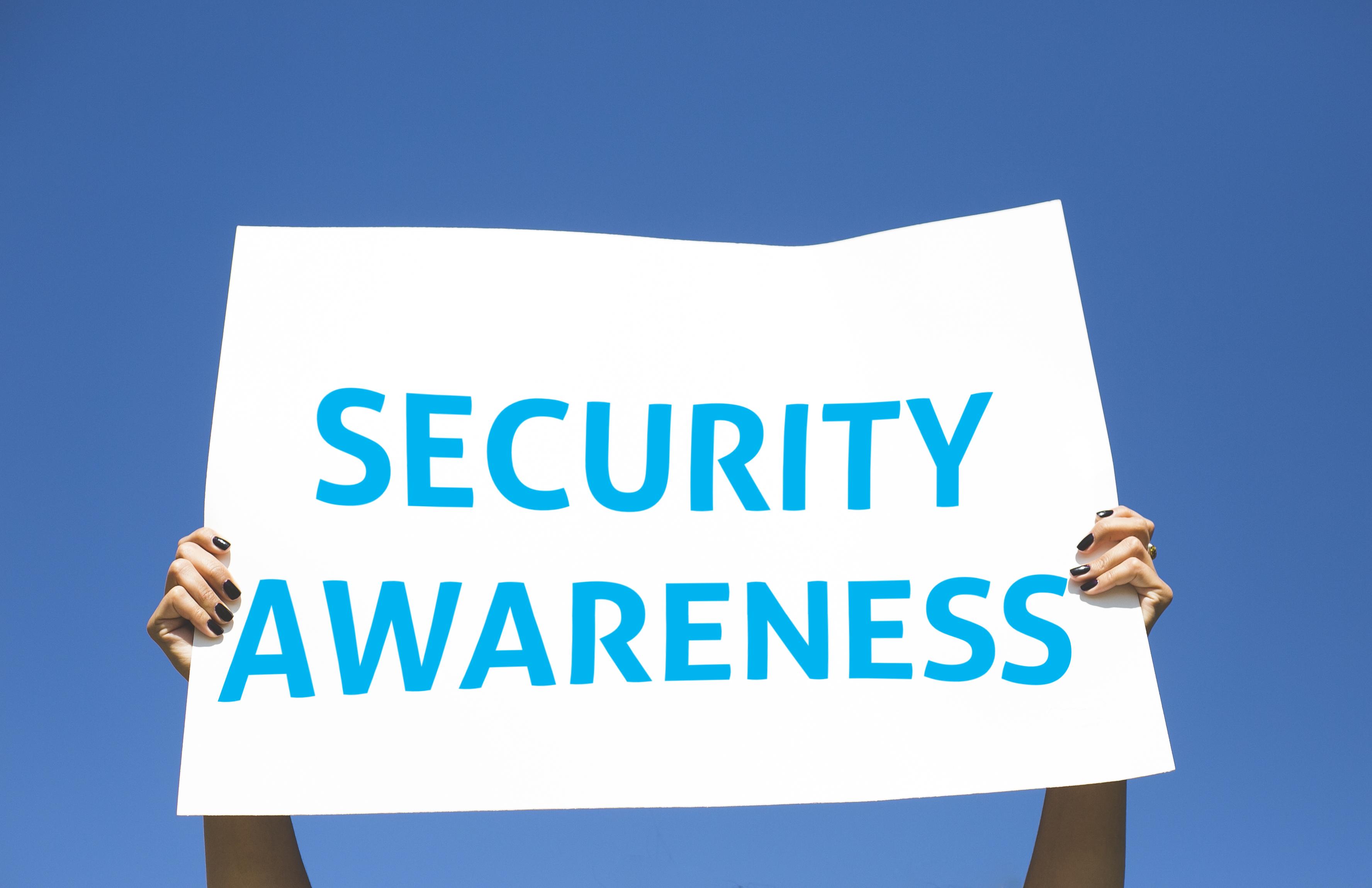 Security awareness in perpetuity