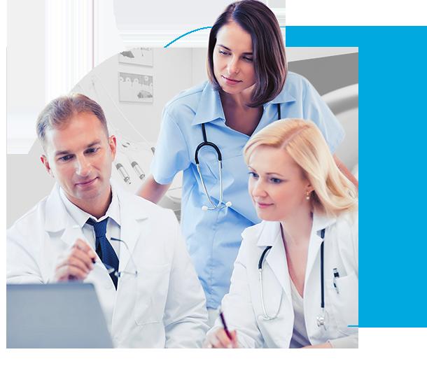In de gezondheidszorg is de uitwisseling van privacygevoelige informatie zoals patiëntgegevens, medische dossiers en medicatielijsten aan de orde van de dag.