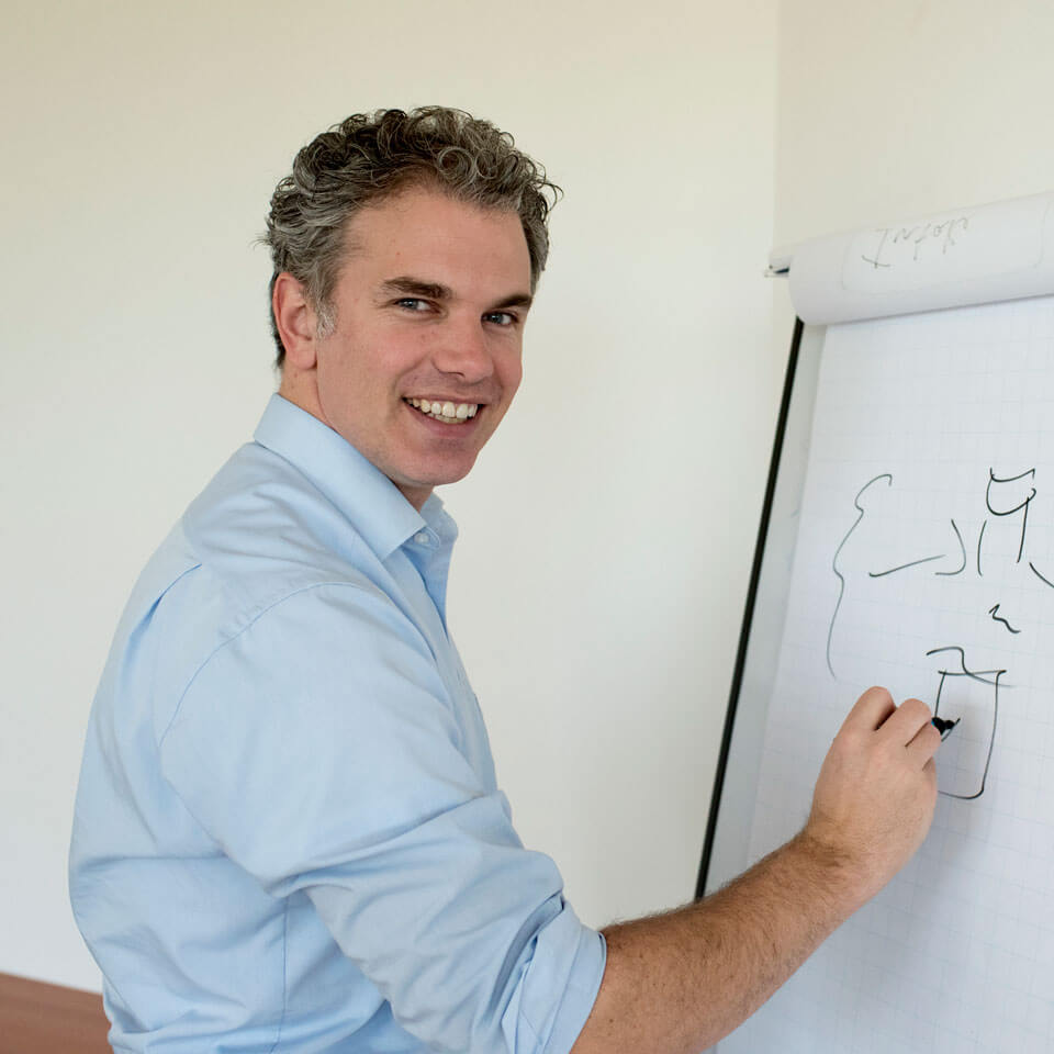 Rick is our CEO and Co-Founder