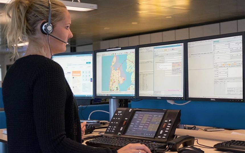 mederwerker van veiligheidsregio noord-holland noord