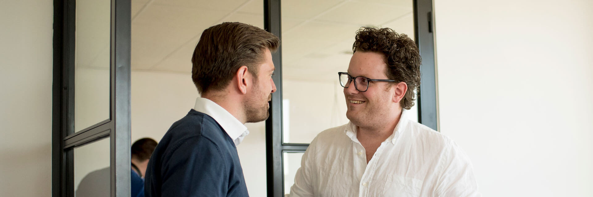 Tom and Lukas discuss the best strategy to help our customers.
