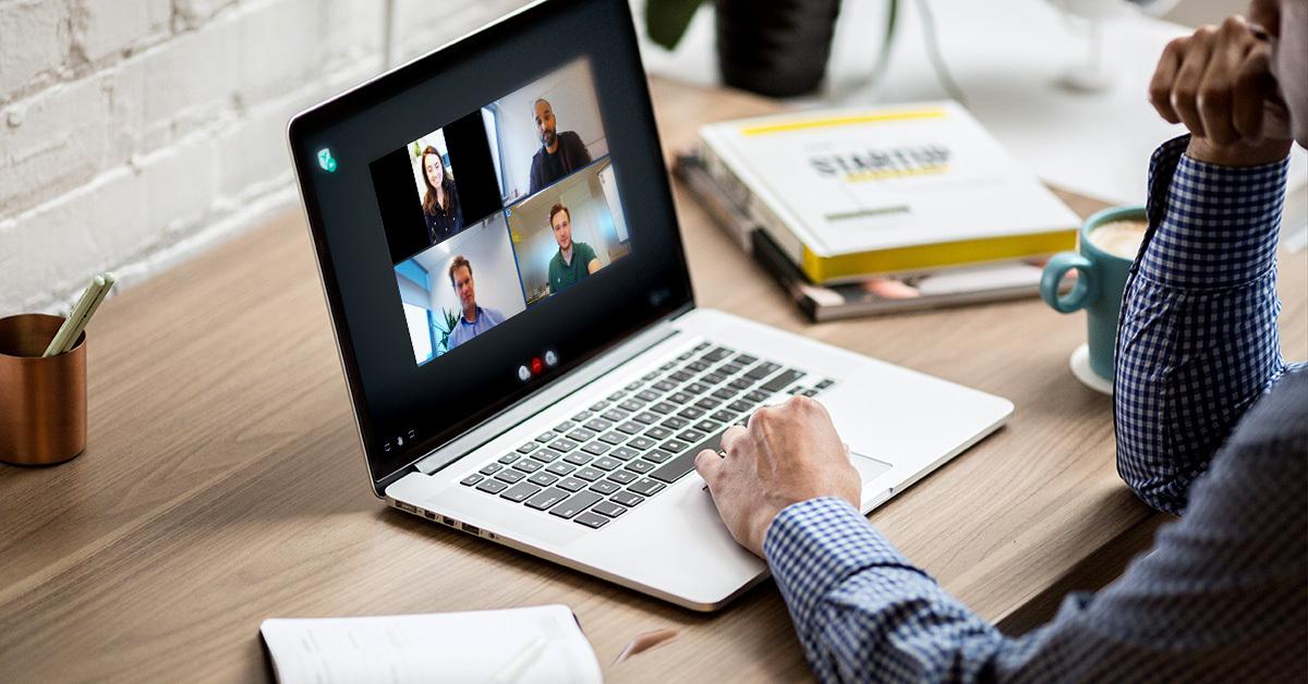 Videobellen met ZIVVER Meet